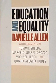 Education and Equality book cover