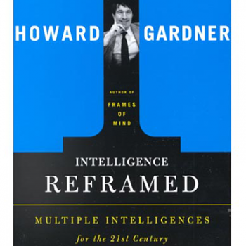 summarizing gardner theory What is the theory of multiple intelligences (mi) gardner writes, students should probe with sufficient depth a manageable set of examples so that they come to see how one thinks and acts in the manner of a scientist, a geometer, an artist, an historian advocates of.