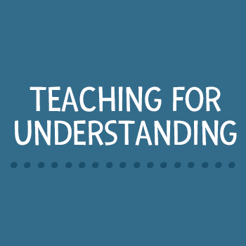 Teaching for Understanding Event Icon
