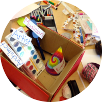 Arts and Passion-driven Learning