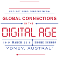 Global Connections in the Digital Age Icon